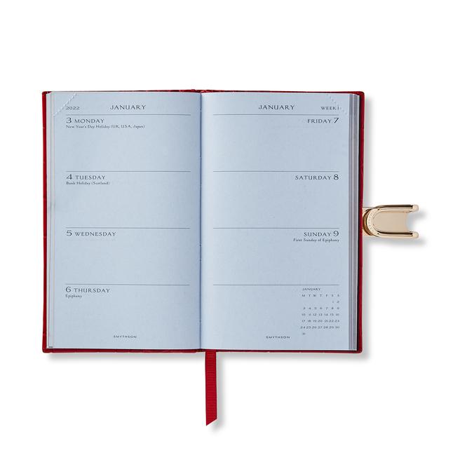 2022 Mara Panama Diary with Pocket