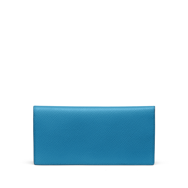 Schmale Panama Mantel-Brieftasche