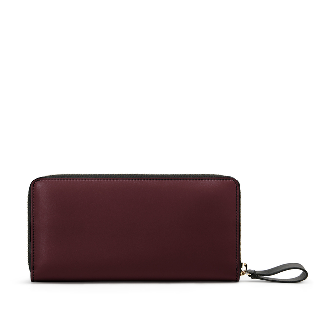 Bond Large Zip Around Purse
