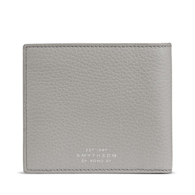 Burlington 6 Card Wallet Cold Grey