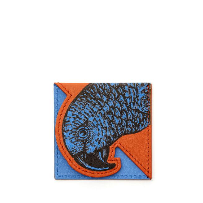 Bond Animal Parrot Bookmark