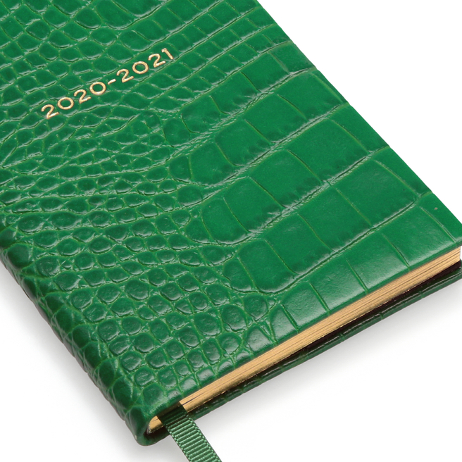 2020/21 Mid-Year Panama Diary with Pocket