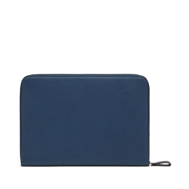 """13"""" Laptop Case in Smooth Leather"""