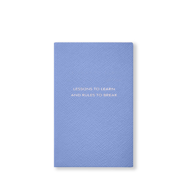 Lessons To Learn Panama Notebook
