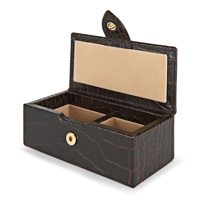Mara Small Cufflink Box