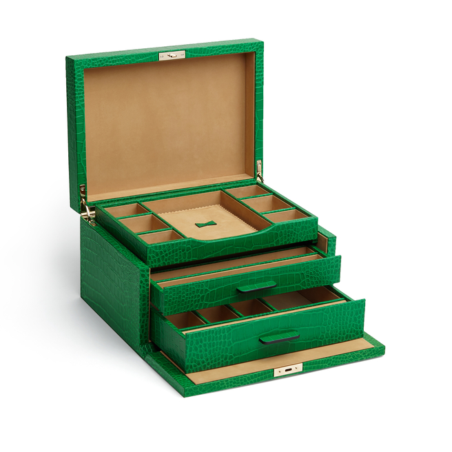 Mara 3 Drawer Jewellery Box