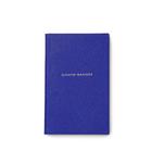 Sloane Ranger Panama Notebook