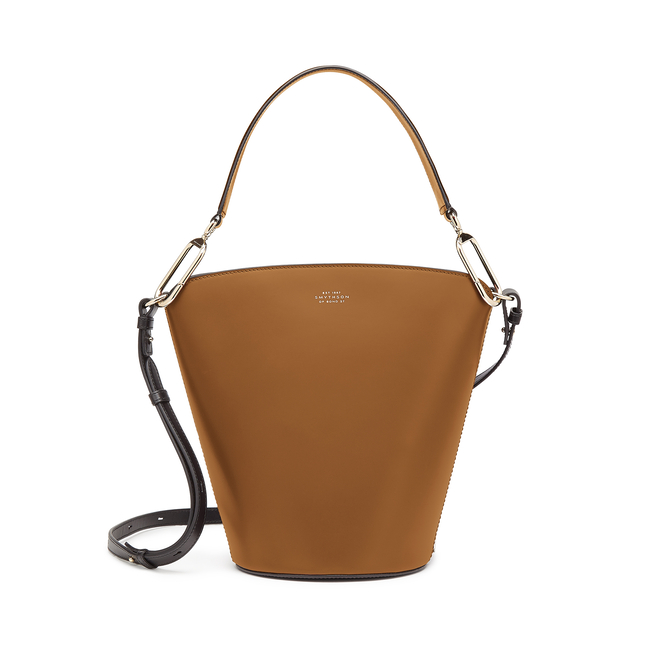 Saddlery Equestrian Bucket Bag
