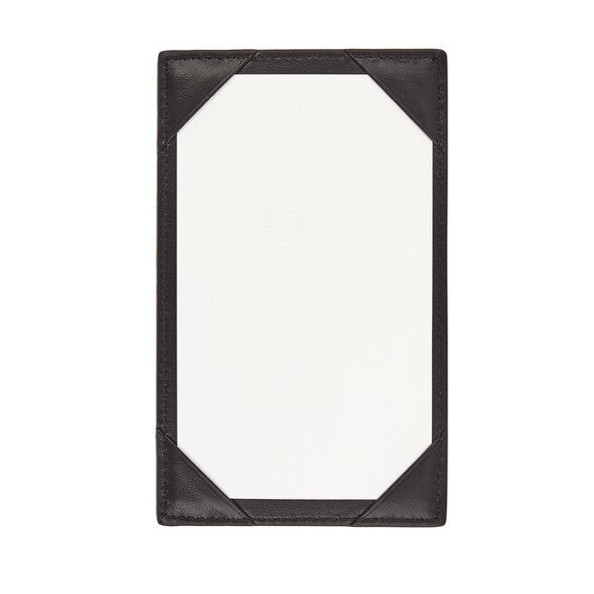Pocket Memo in Box Calf Leather