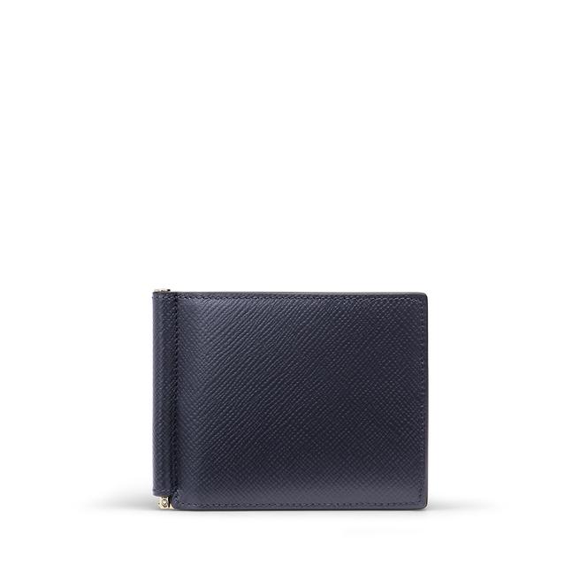 Portefeuille Panama avec pince à billets
