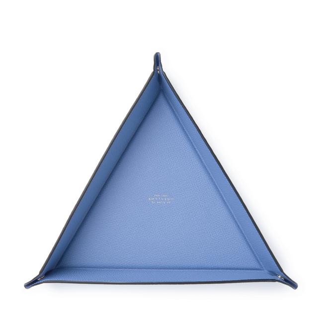Grand plateau vide-poches triangulaire Panama