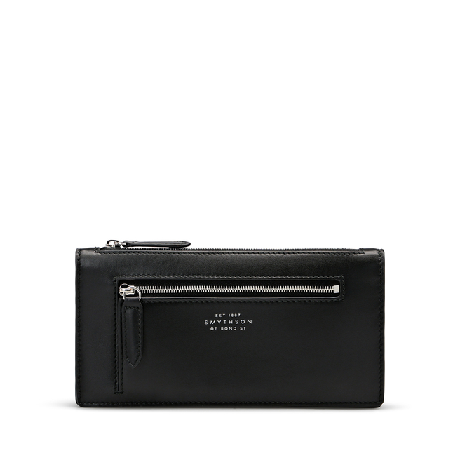 Bond Large Double Zip Purse