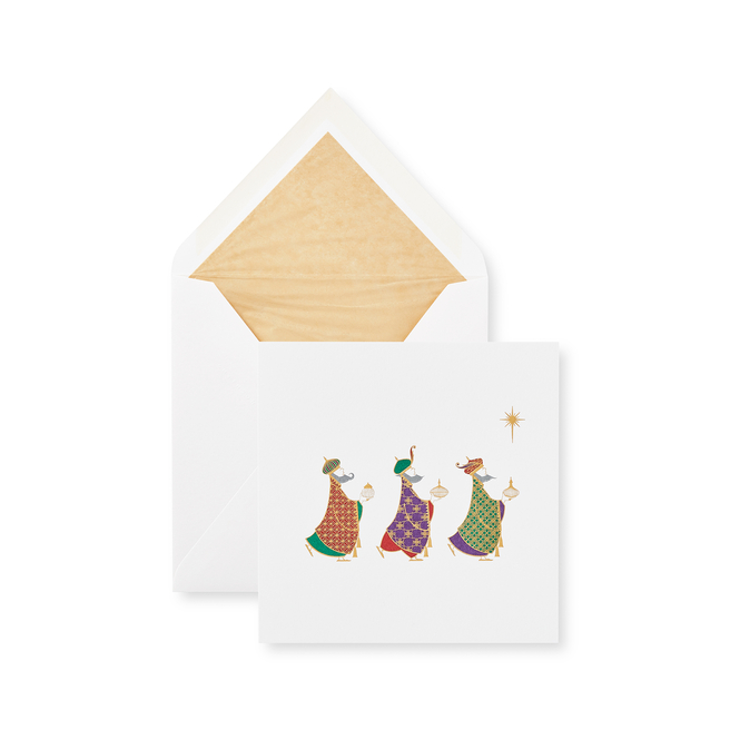3 Kings クリスマスカードセット