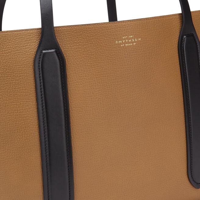 Medium Ciappa Tote in Large Grain Leather