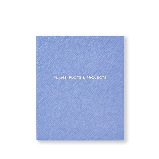 Plans, Plots and Projects Premier Notebook