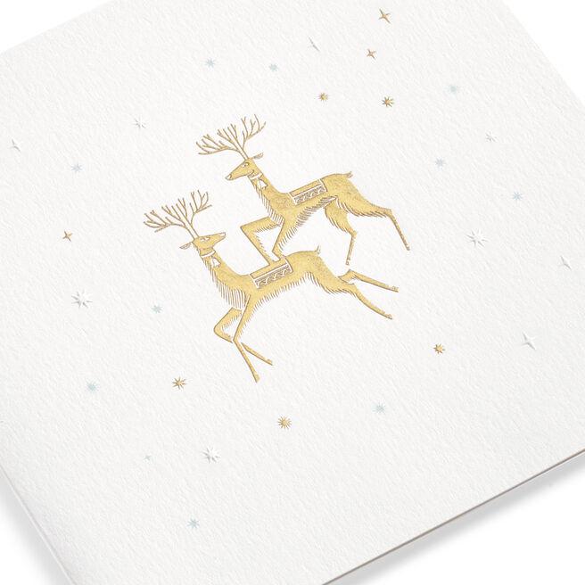 Reindeer Christmas Cards.Reindeer Christmas Cards