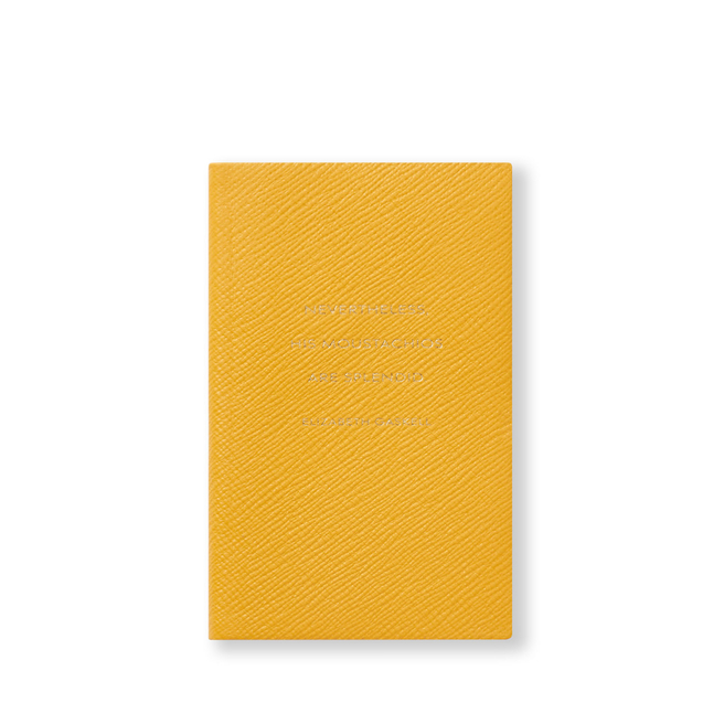 Nevertheless Panama Notebook