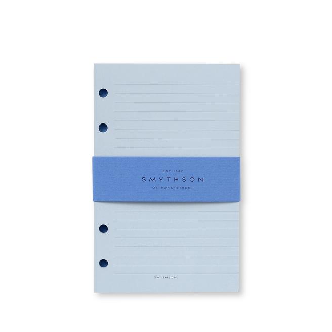 Recharge de feuilles de notes pour organiseur Bijou
