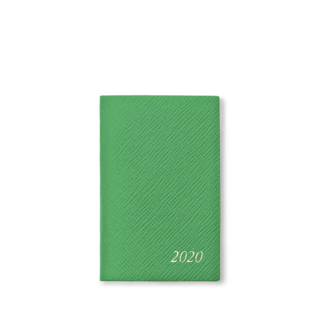 2020 Wafer Agenda with Pocket