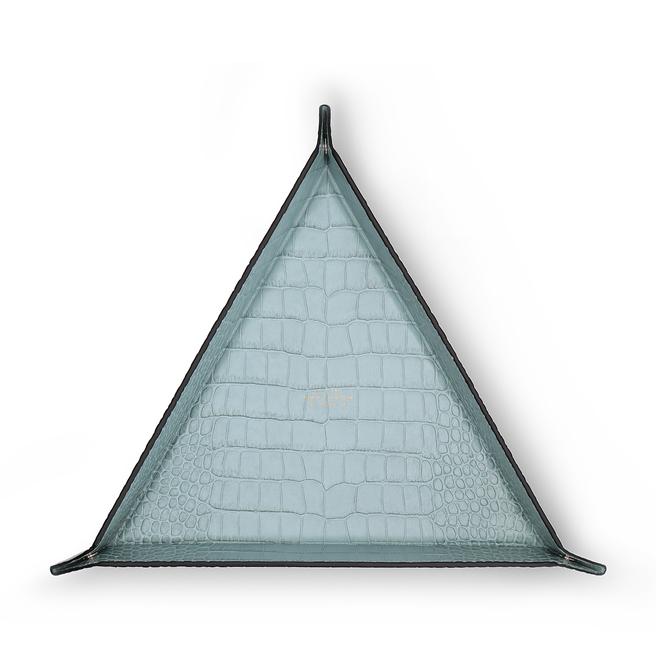 Vassoio svuotatasche triangolare grande Mara