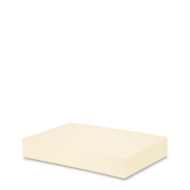 Cream Wove Pocket Memo Refill