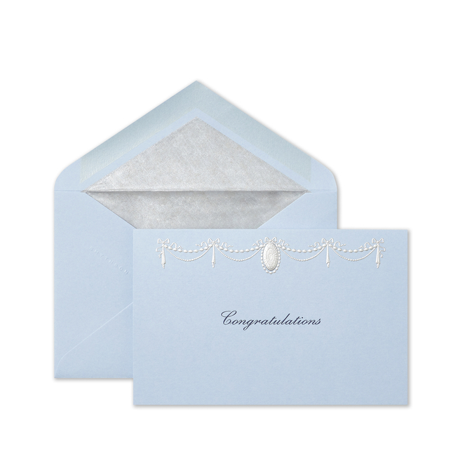Ribbon Congratulations Card