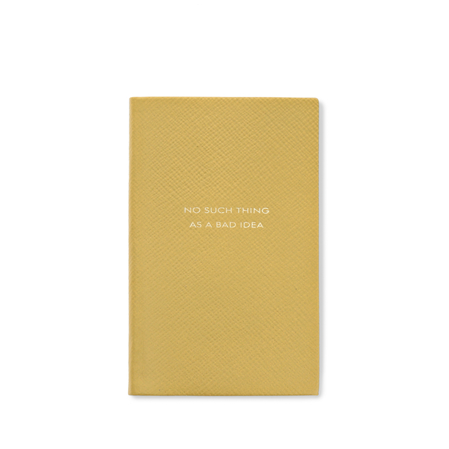 No Such Thing as a Bad Idea Panama Notebook