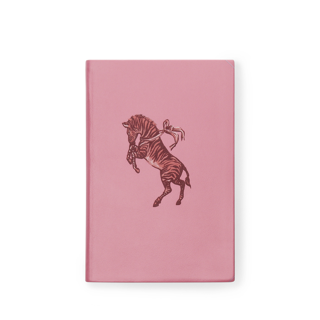 Menagerie Zebra Chelsea Notebook