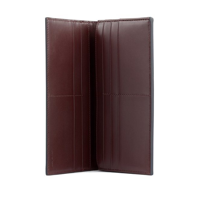 Panama Slim Coat Wallet with Coin Pocket