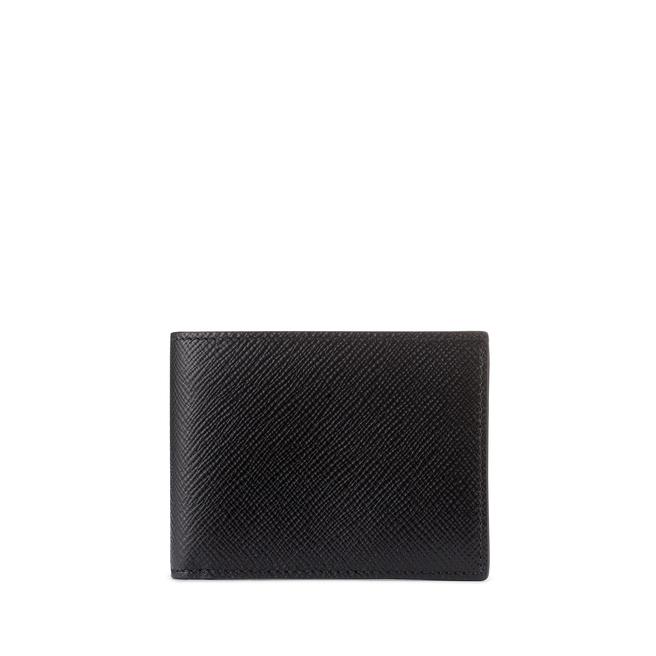 Panama Schmale Brieftasche aus Leder