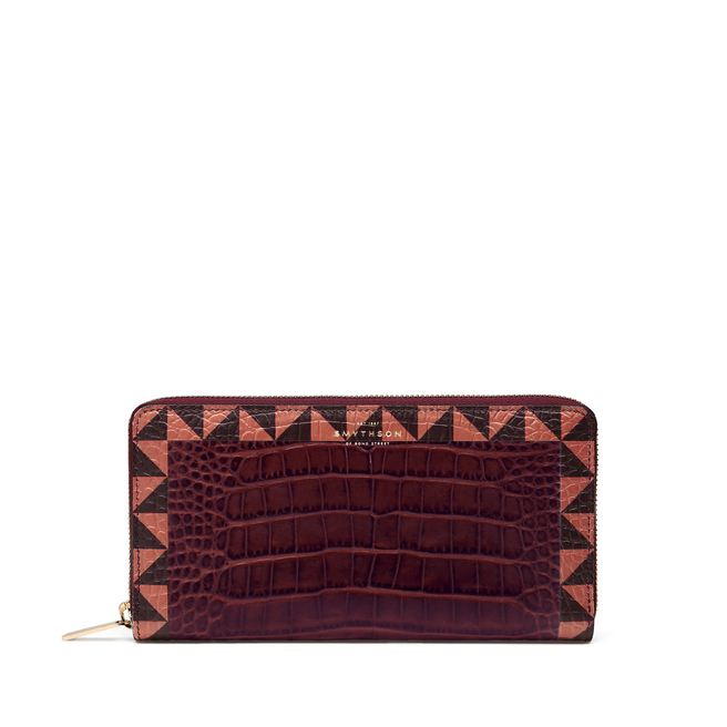 Mara Large Zip Around Purse