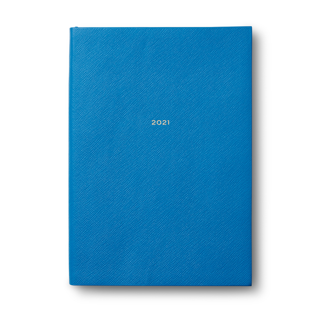2021 W1 Diary with Pocket