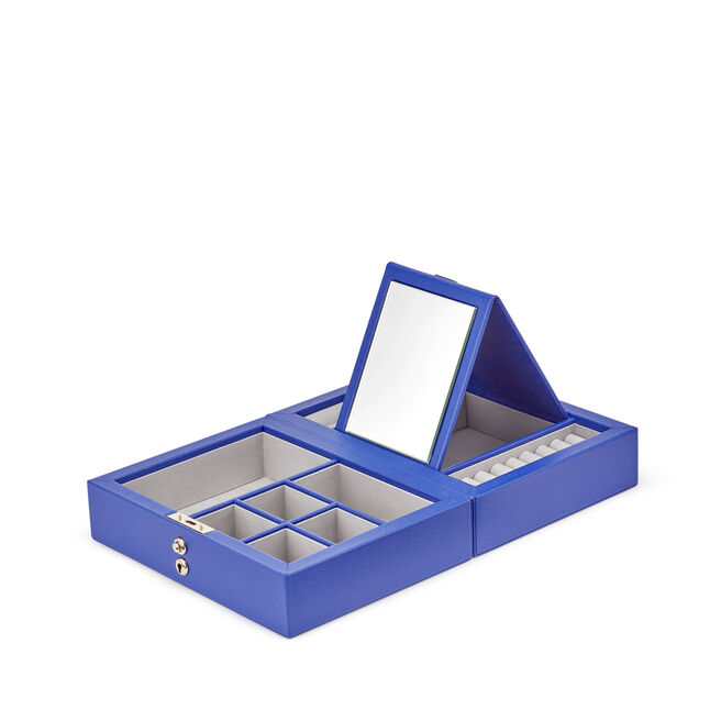 Grosvenor Mini Travel Jewellery Box