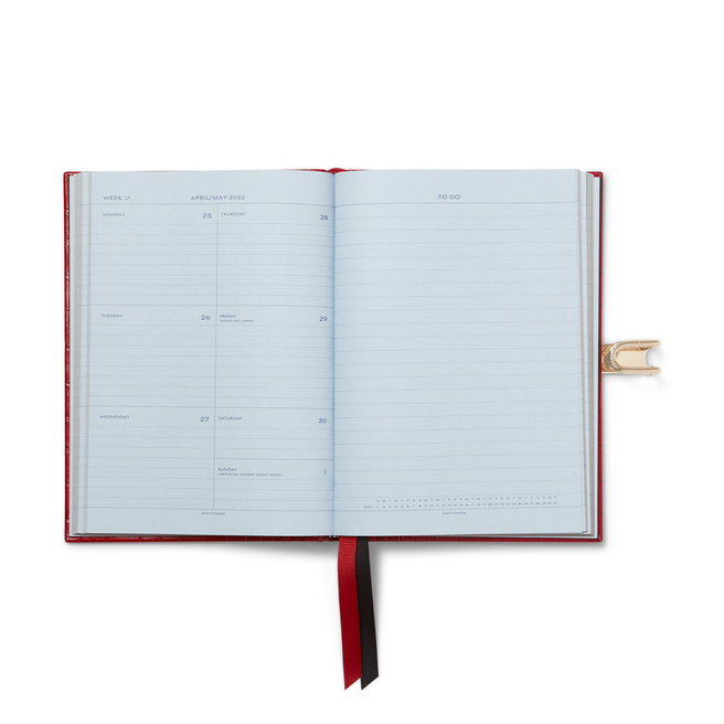 2021/22 Mid-Year Mara Soho Agenda with Pocket