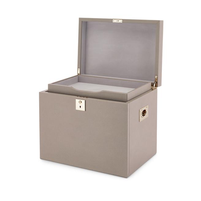 Grosvenor デラックスジュエリーボックス
