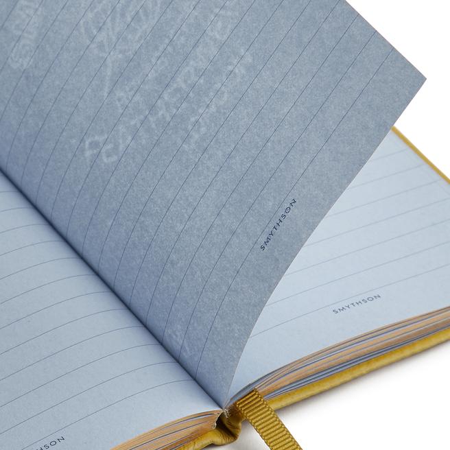 Never Be Afraid of a Soufflé Panama Notebook