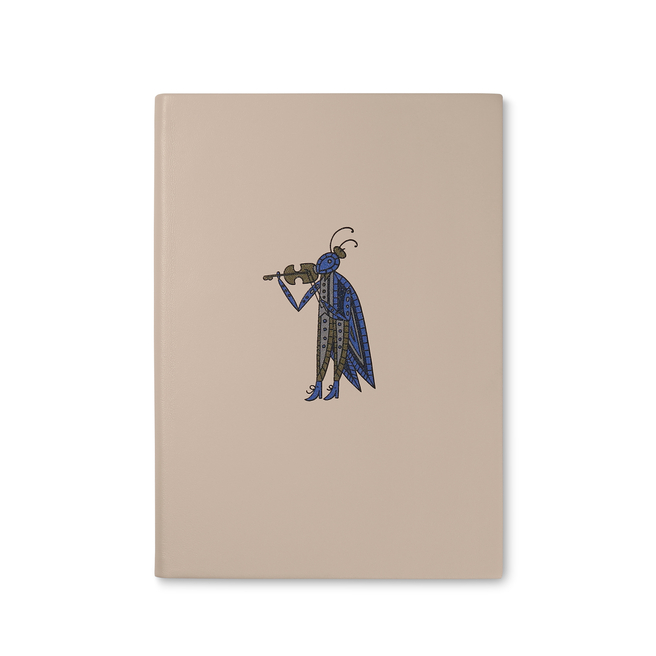 Grasshopper Soho Notebook