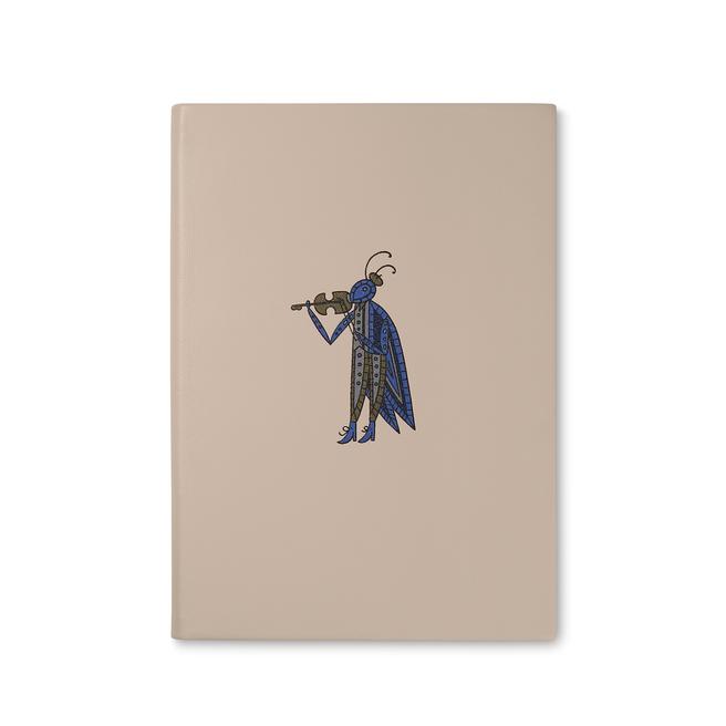 Grasshopper Soho ノートブック