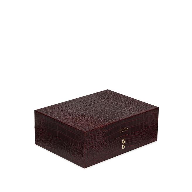 Mara Travel Jewellery Box