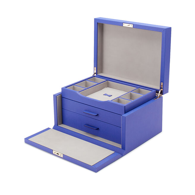 Grosvenor 3 Drawer Jewellery Box