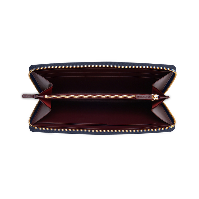 Panama Zip Travel Wallet