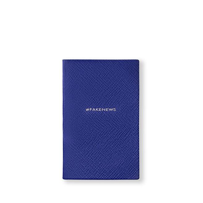 Cobalt #Fakenews Wafer Notebook