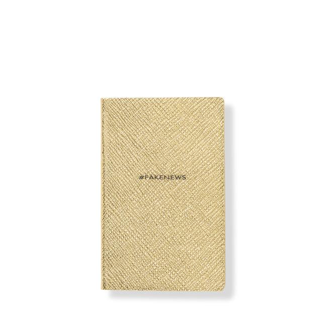 #Fakenews Wafer Notebook