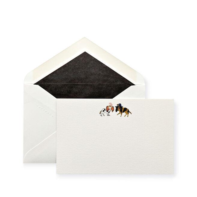 Spaniels Correspondence Cards