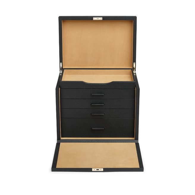 Panama Deluxe Jewellery Box