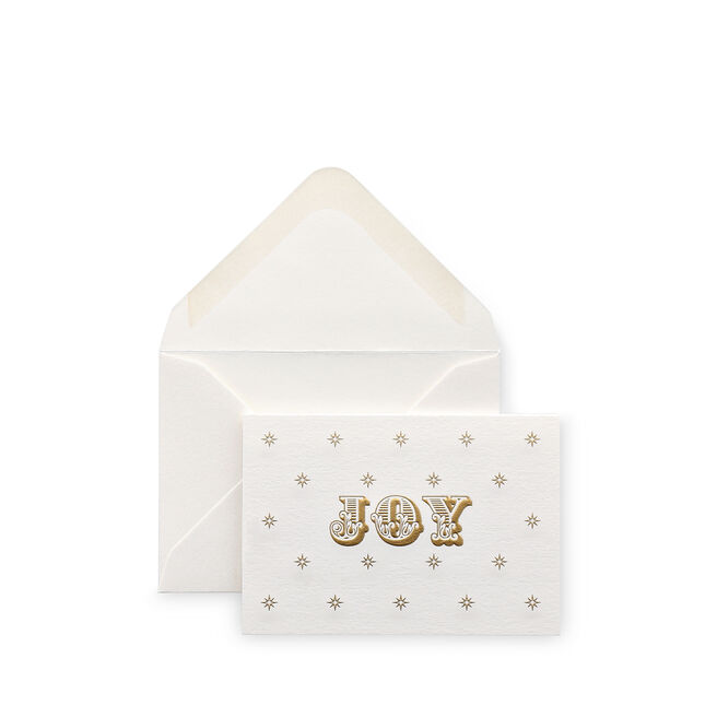 Joy Christmas Gift Cards