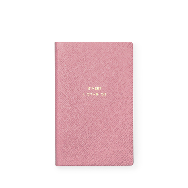 Sweet Nothings Panama Notebook