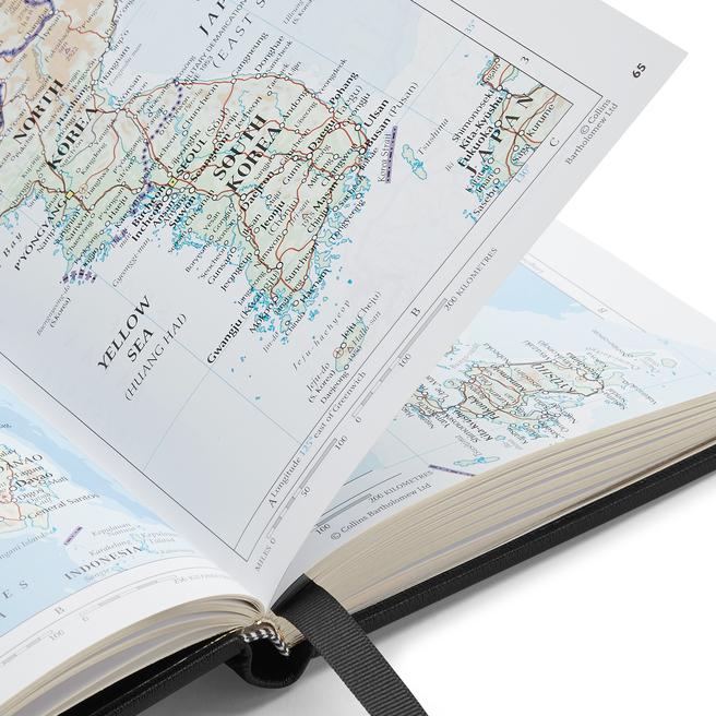 世界地図 S