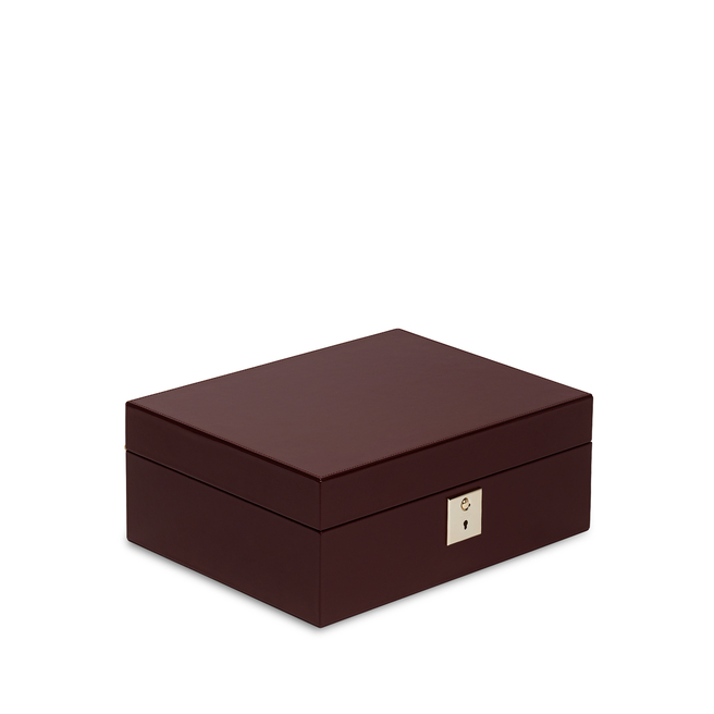 Madison Jewellery Box with Travel Tray