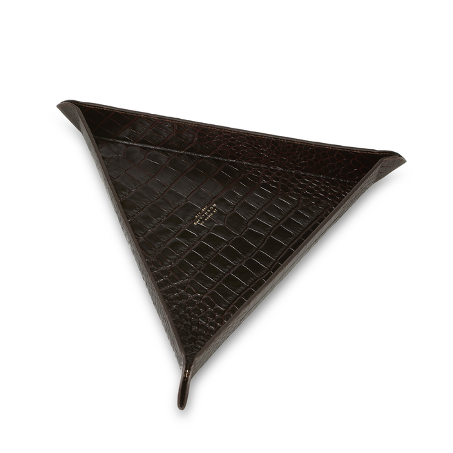 Mara Large Triangle Trinket Tray